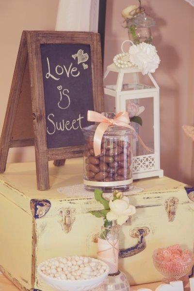 doces para festa de noivado