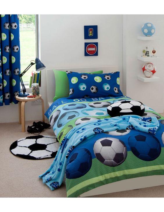 modelos de quartos de meninos