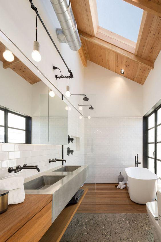 Modelos de Banheiros com Banheiras