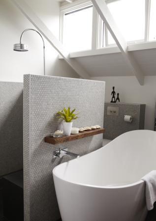 Modelos de Decoração de banheiros com banheira
