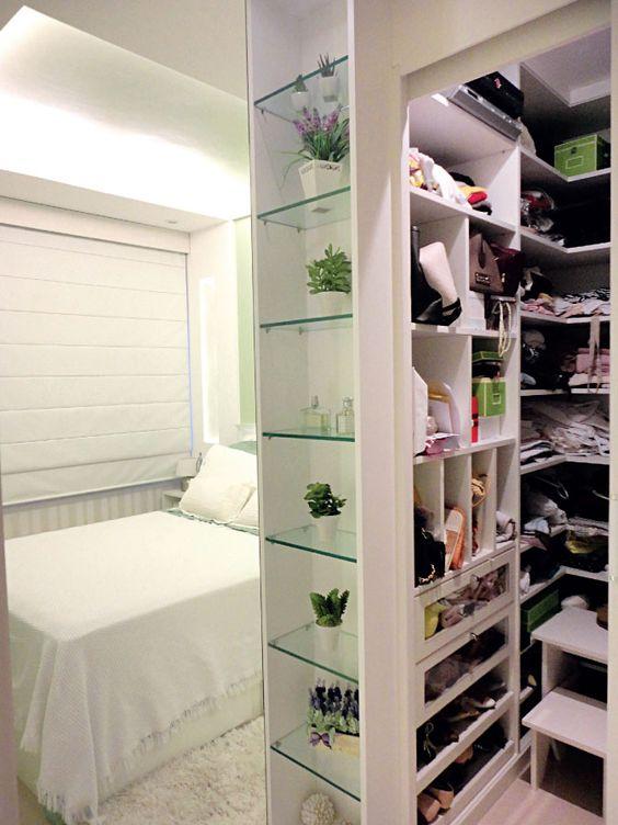 closets pequenos
