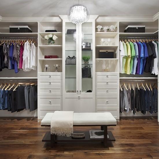closets pequenos decorados