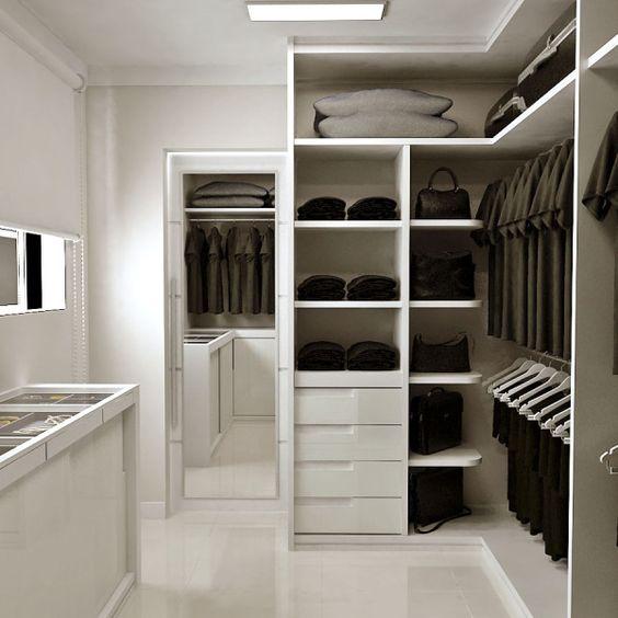 closets pequenos modelos