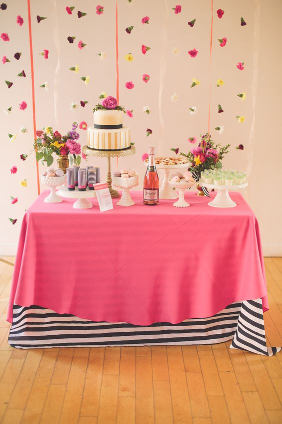 como fazer decoração de aniversario simples
