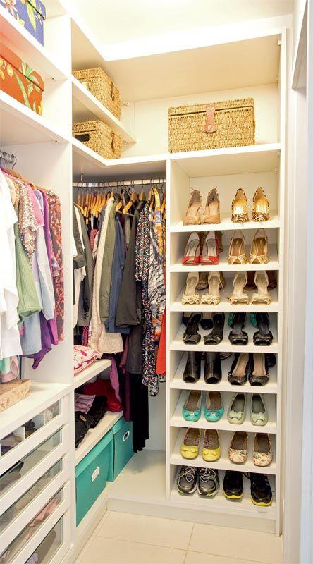 decorar closet pequeno