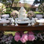 Mesas de Bolo de Casamento (60 Fotos lindas + Dicas)