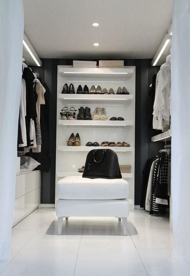 modelos closets pequenos