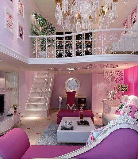 decoração para quartos de princesas