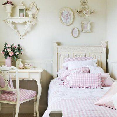 quarto de princesa retro