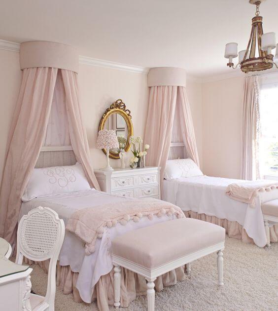 Fotos de quartos de princesas