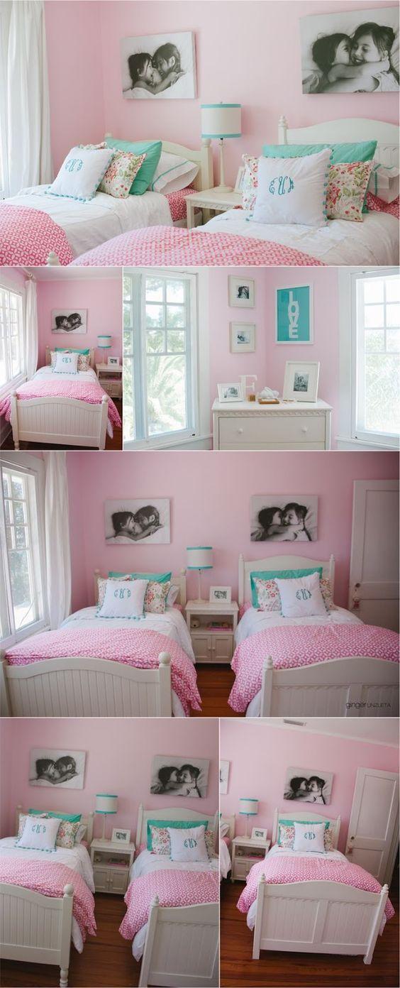 quartos de princesas irmas