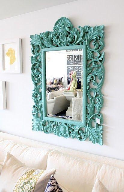 Espelho veneziano lindo