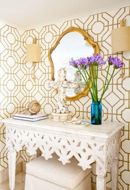 Espelho veneziano tendências