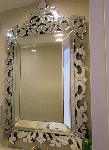 modelos de Espelhos venezianos
