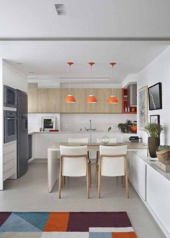 Cozinha em L linda